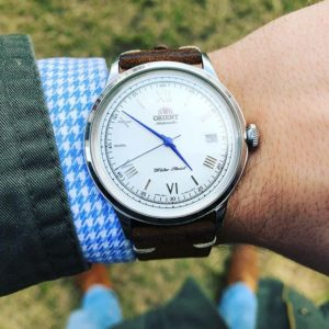 reloj orient clasico