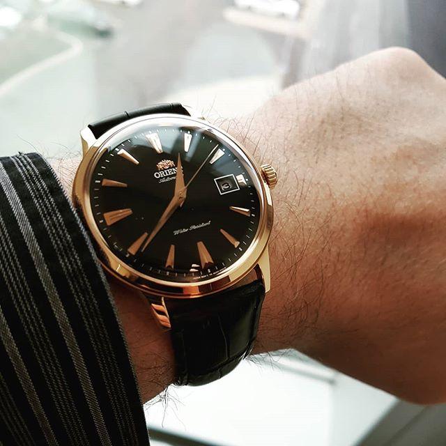 3fa4b095a4d7 reloj orient automatico