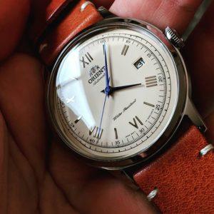 reloj orient water resistant