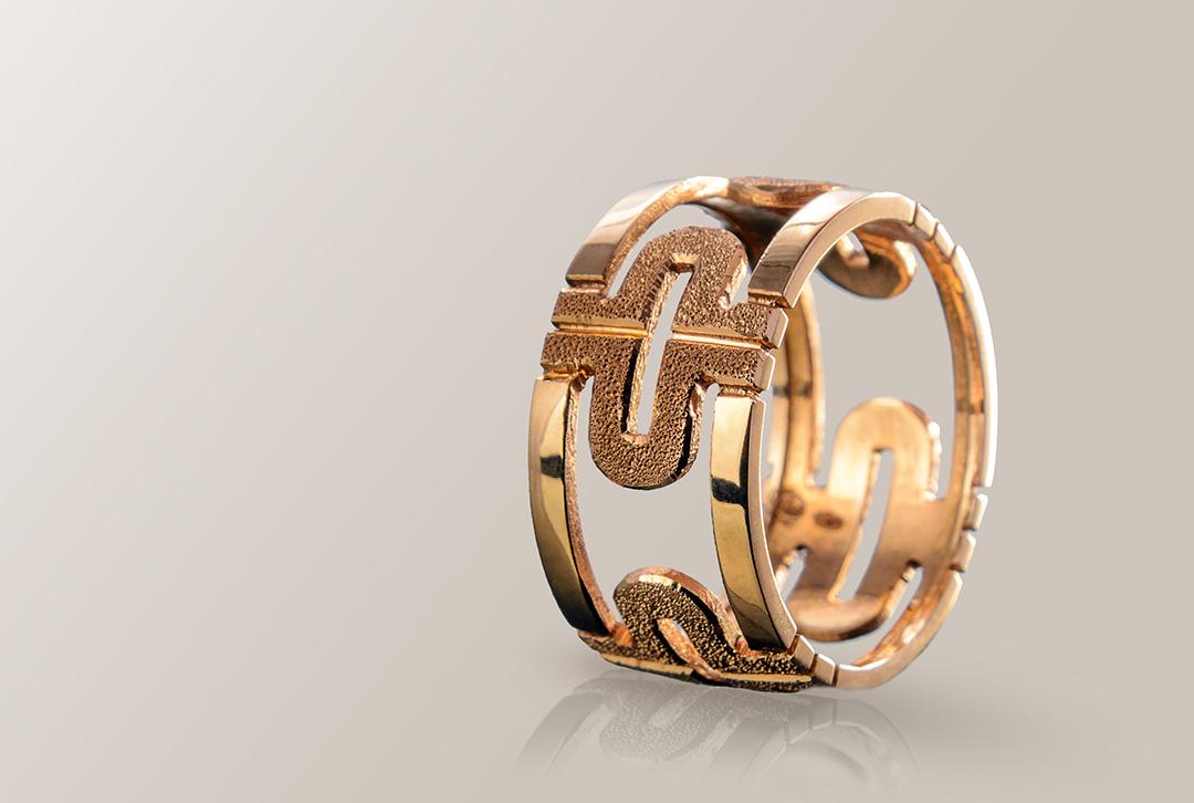 anillo diseño