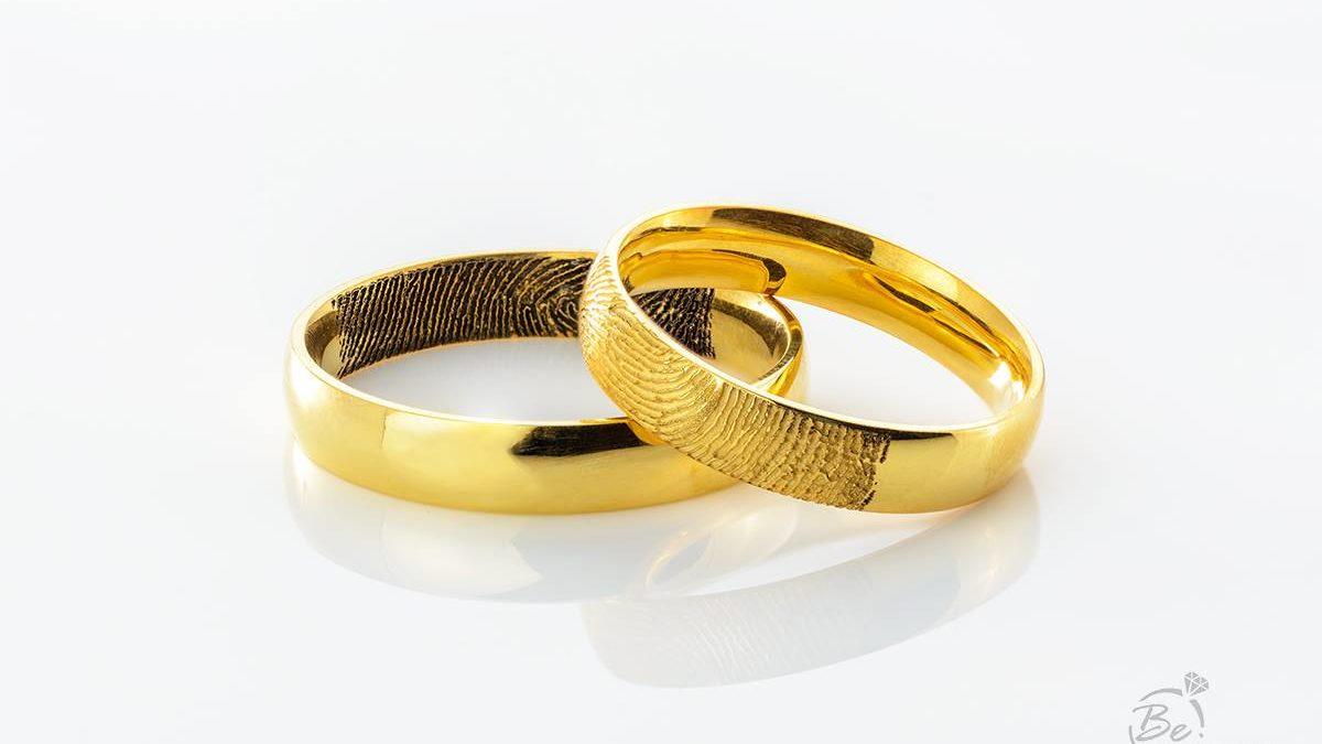 alianzas de boda en Valladolid