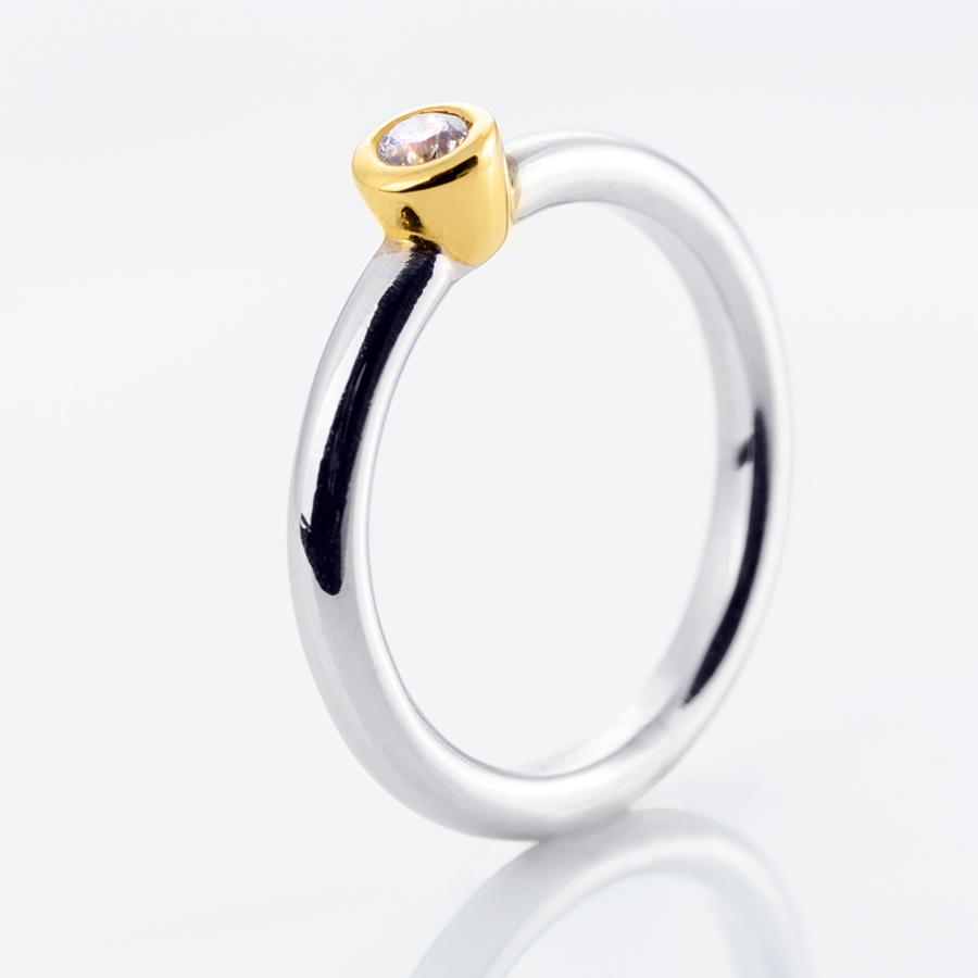anillo de compromiso oro valladolid