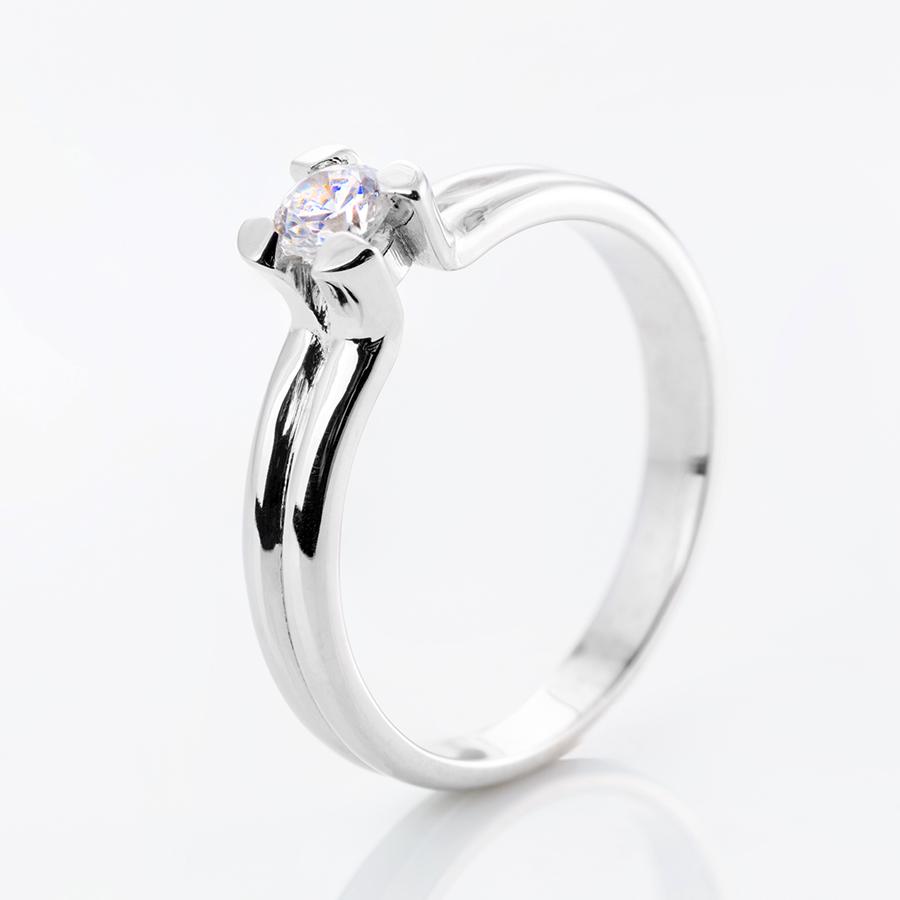 anillo de compromiso brillante valladolid